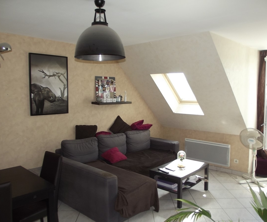 Vente Appartement 2 pièces 41m² Mours (95260) - photo
