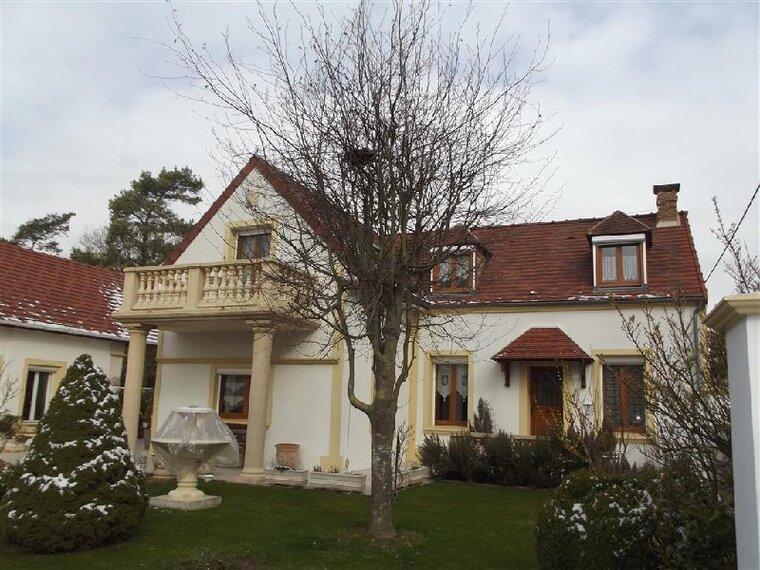 Vente Maison 6 pièces 150m² Mortefontaine-en-Thelle (60570) - photo