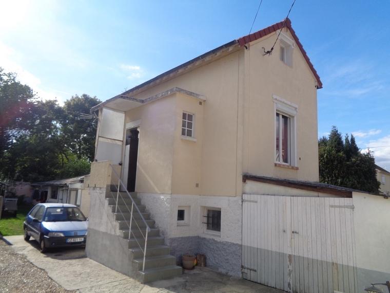 Vente Maison 4 pièces 90m² Persan (95340) - photo