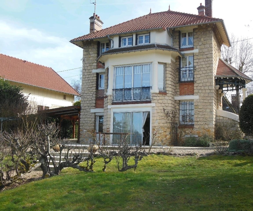 Vente Maison 6 pièces 150m² Parmain (95620) - photo