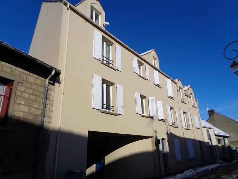 Vente Appartement 2 pièces 55m² Beaumont-sur-Oise (95260) - photo