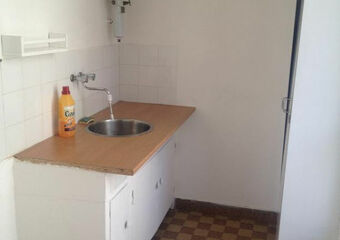 Location Appartement 1 pièce 30m² Marseille 02 (13002) - photo 2