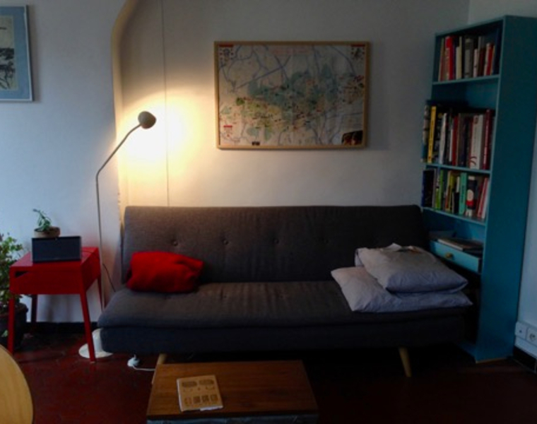 Renting Apartment 2 rooms 35m² Marseille 02 (13002) - photo