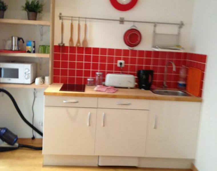 Renting Apartment 1 room 20m² Marseille 02 (13002) - photo