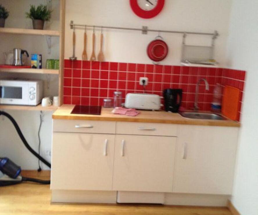 Renting Apartment 1 room 20m² Marseille 02 (13002) - photo