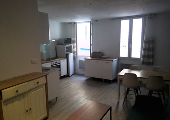 Renting Apartment 2 rooms 34m² Marseille 02 (13002) - Photo 1