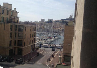 Renting Apartment 1 room 30m² Marseille 02 (13002) - Photo 1