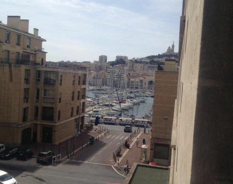 Renting Apartment 1 room 30m² Marseille 02 (13002) - photo