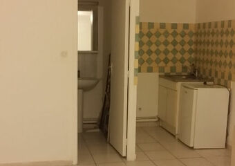 Renting Apartment 1 room 22m² Marseille 02 (13002) - Photo 1