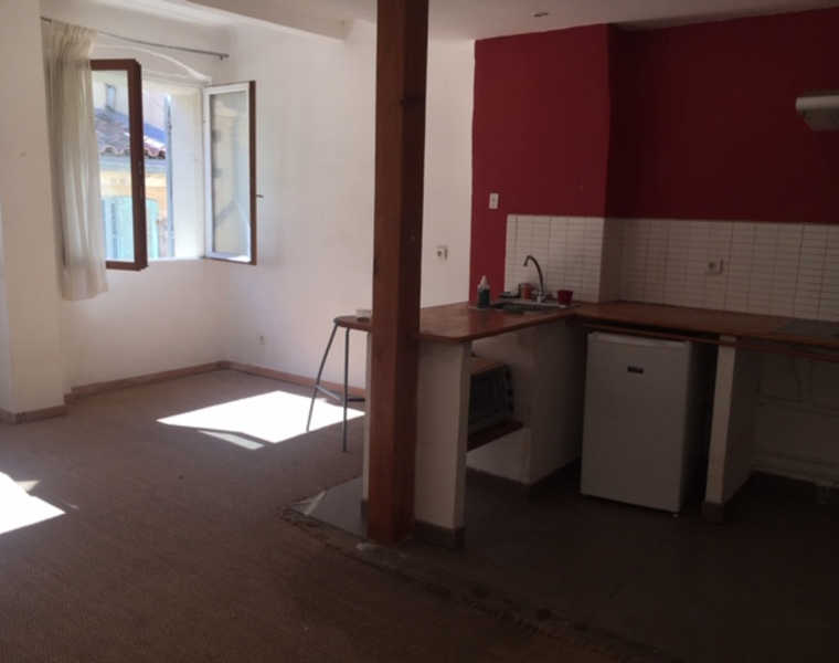 Vente Appartement 2 pièces 31m² marseille - photo