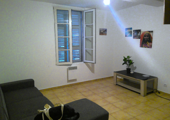 Renting Apartment 1 room 27m² Marseille 02 (13002) - Photo 1