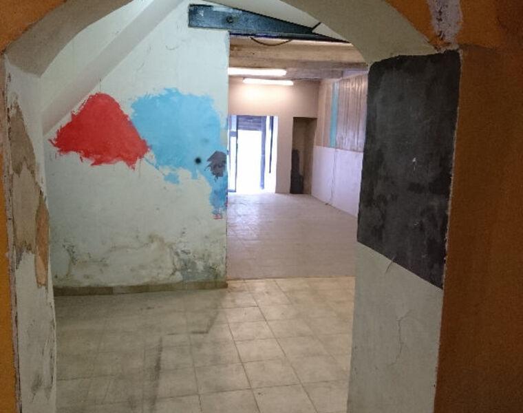 Location Bureaux 110m² Marseille 02 (13002) - photo