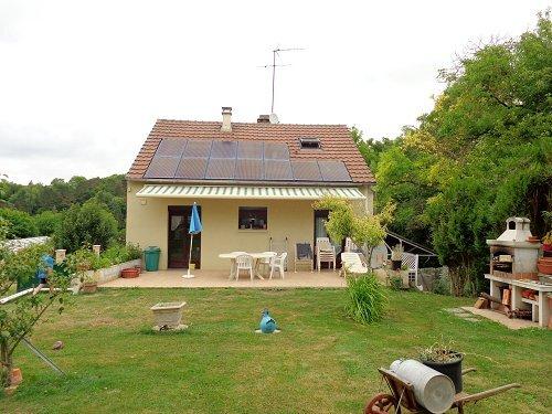 Vente Maison 5 pièces 90m² Oinville-sur-Montcient (78250) - photo