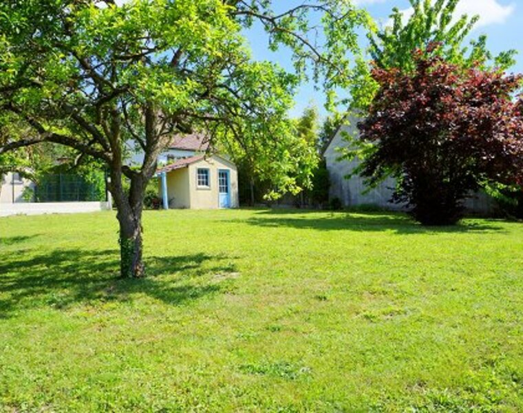 Vente Terrain 604m² JUZIERS - photo