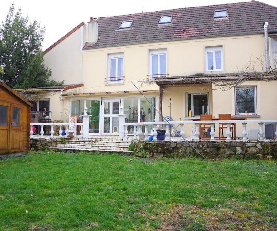 Vente Maison 7 pièces 135m² Épône (78680) - photo