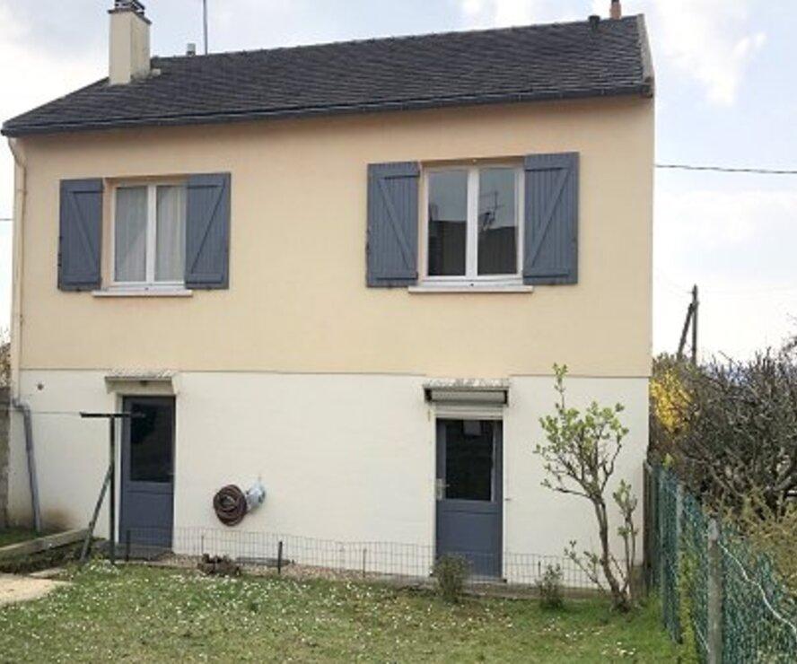 Vente Maison 3 pièces 66m² Issou (78440) - photo