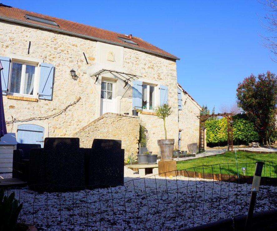 Vente Maison 5 pièces 75m² Mézières-sur-Seine (78970) - photo