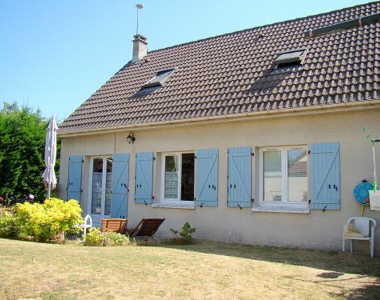 Vente Maison 6 pièces 110m² Gargenville (78440) - photo