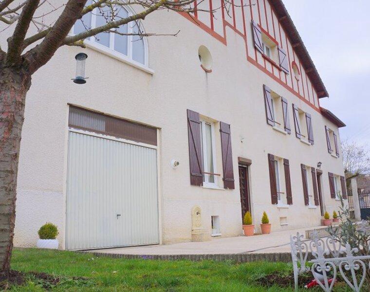 Vente Maison 7 pièces 165m² Aulnay-sur-Mauldre (78126) - photo