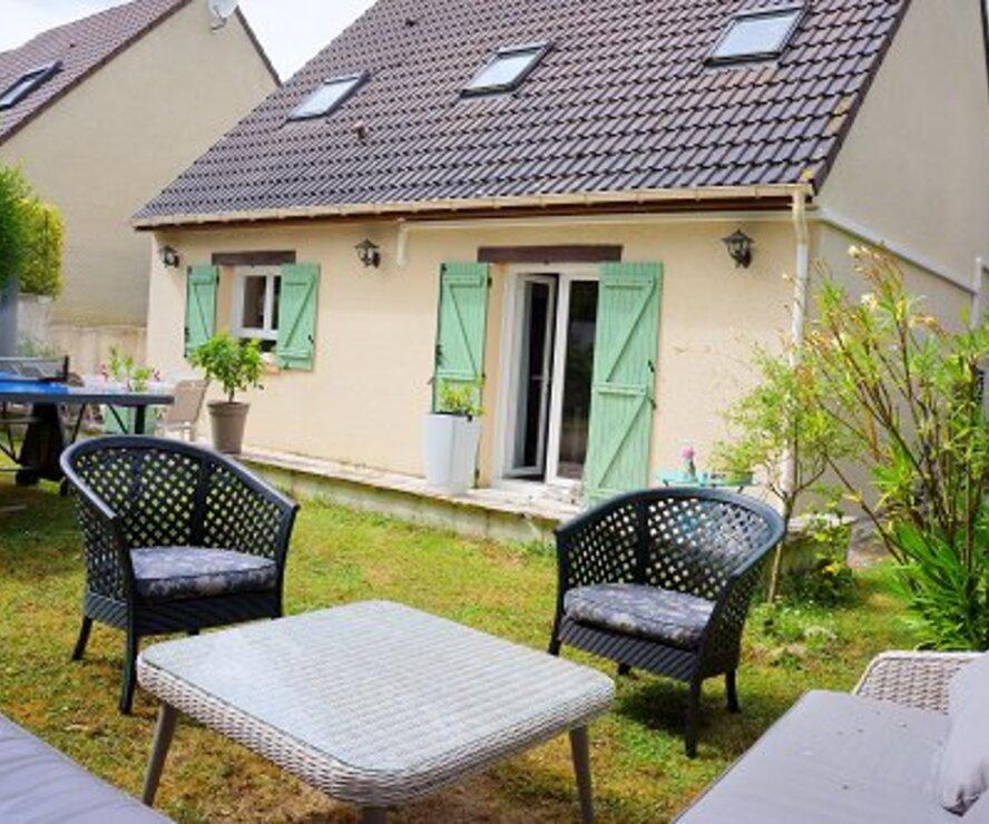 Vente Maison 5 pièces 90m² MEZIERES SUR SEINE - photo
