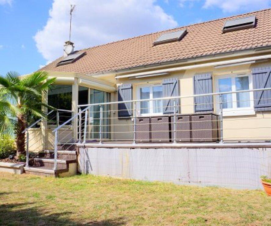 Vente Maison 5 pièces 125m² Gargenville (78440) - photo