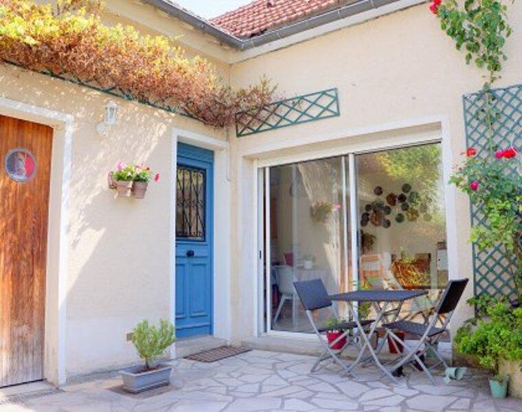 Vente Maison 4 pièces 85m² MEZIERES- SUR- SEINE - photo