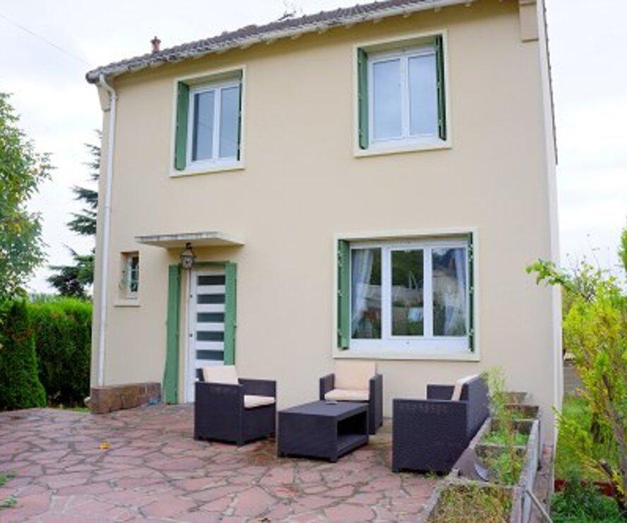 Vente Maison 6 pièces 92m² Limay - photo