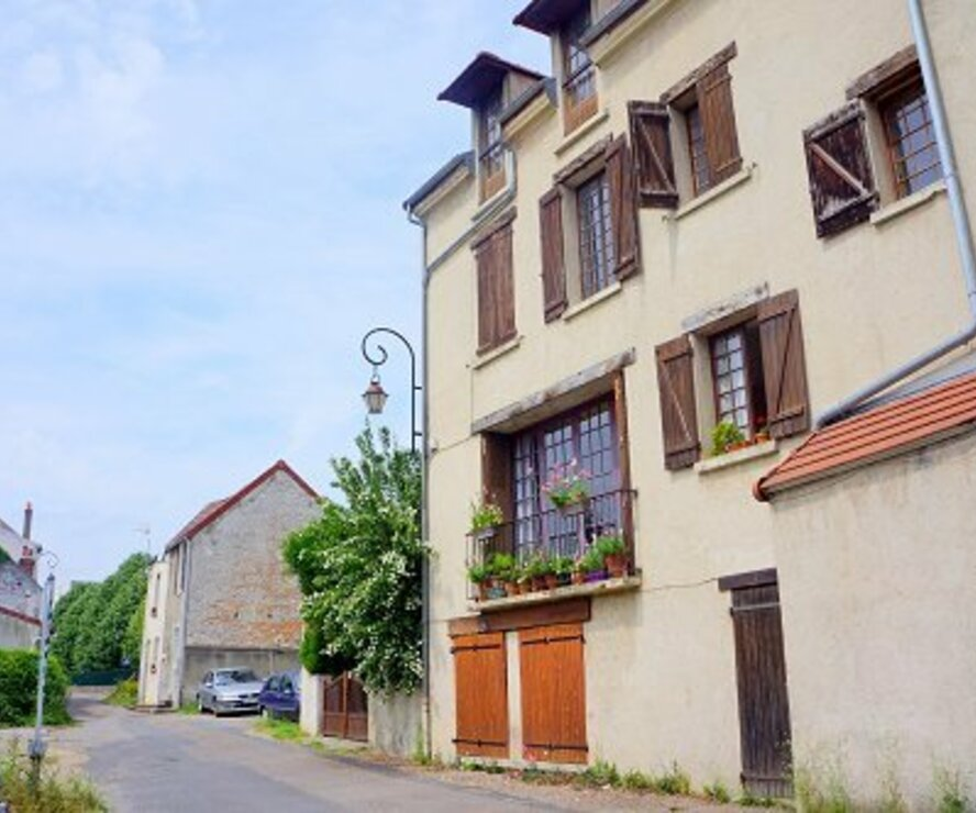 Vente Appartement 1 pièce 15m² Follainville-Dennemont (78520) - photo