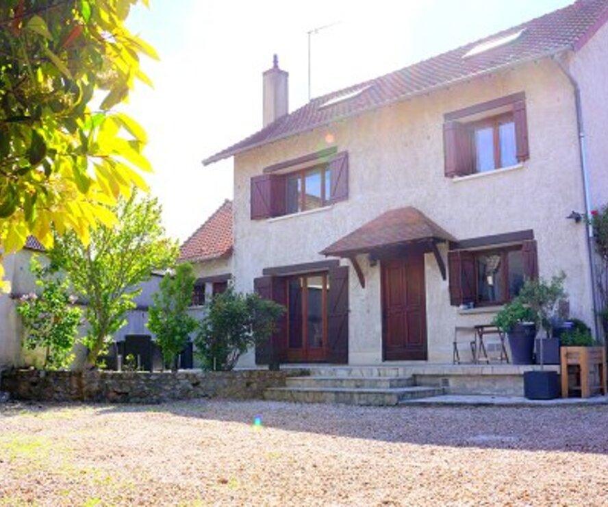 Vente Maison 6 pièces 155m² MEZIERES- SUR- SEINE - photo
