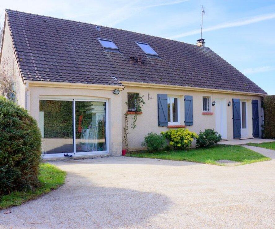 Vente Maison 8 pièces 155m² Arnouville-lès-Mantes (78790) - photo