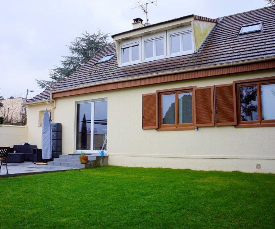 Vente Maison 7 pièces 133m² Épône (78680) - photo