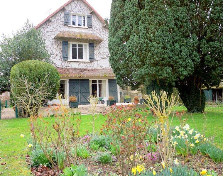 Vente Maison 12 pièces 280m² Dammartin-en-Serve (78111) - photo
