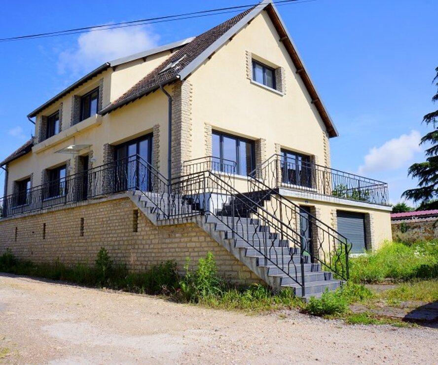 Vente Maison 7 pièces 185m² Arnouville-lès-Mantes (78790) - photo