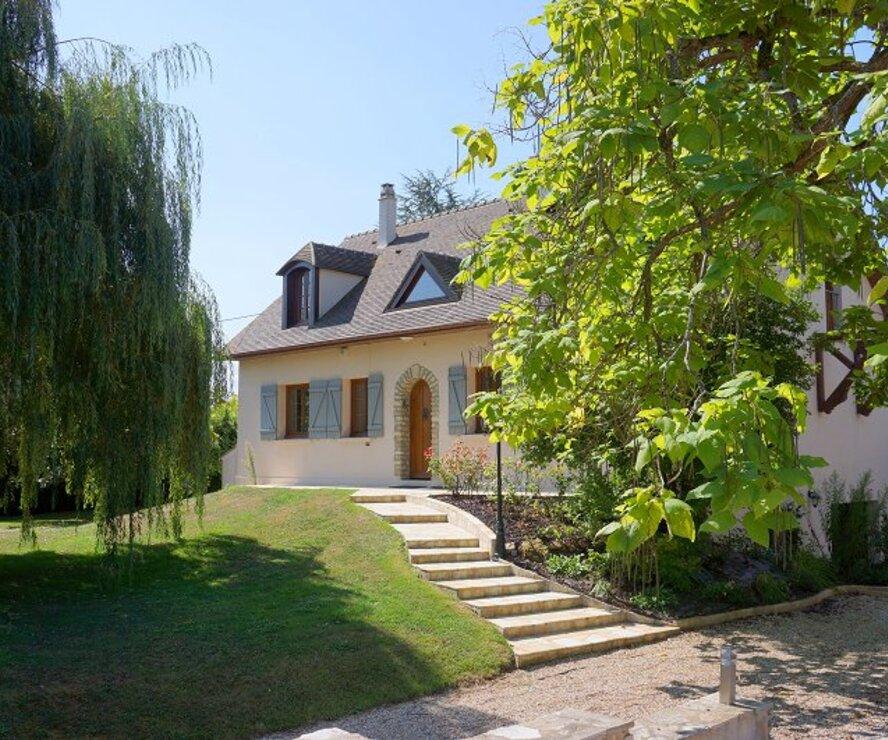 Vente Maison 9 pièces 160m² Arnouville-lès-Mantes (78790) - photo