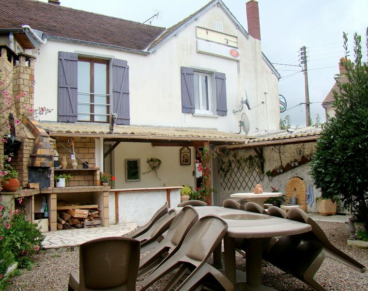 Vente Maison 8 pièces 200m² Saint-Illiers-le-Bois (78980) - photo