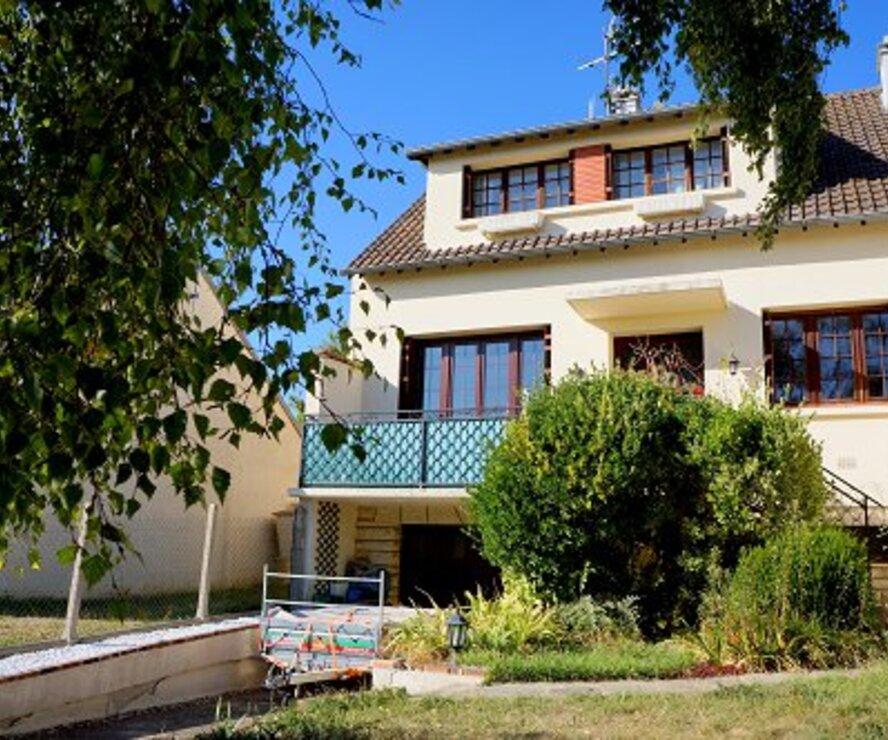 Vente Maison 6 pièces 136m² GARGENVILLE - photo