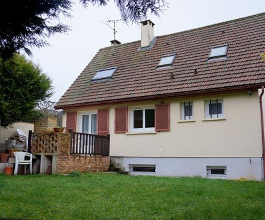 Vente Maison 5 pièces 94m² MEZIERES SUR SEINE - photo
