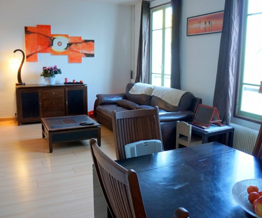 Vente Appartement 3 pièces 44m² Épône (78680) - photo