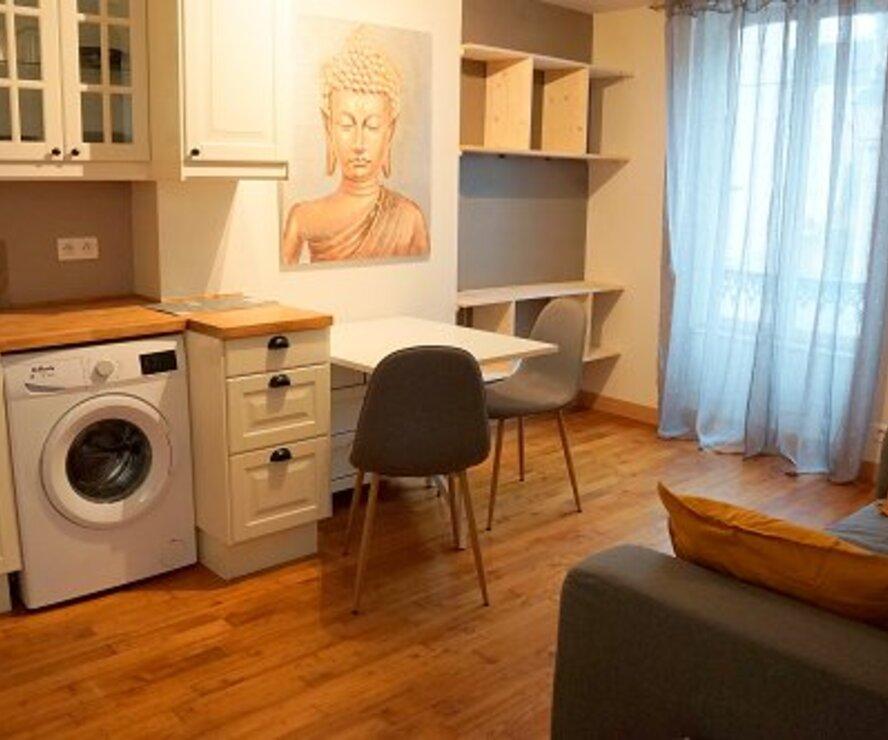 Location Appartement 2 pièces 23m² Épône (78680) - photo