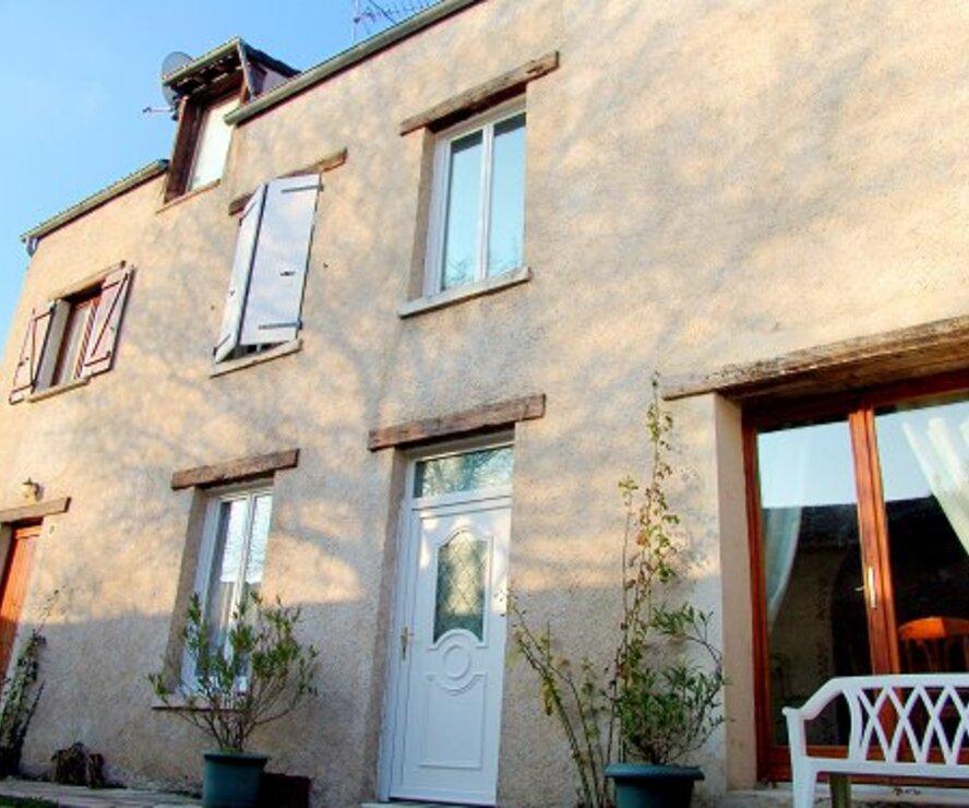 Vente Maison 6 pièces 135m² MEZIERES SUR SEINE - photo