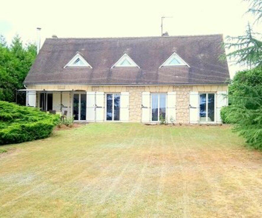 Vente Maison 7 pièces 150m² Mousseaux-sur-Seine (78270) - photo