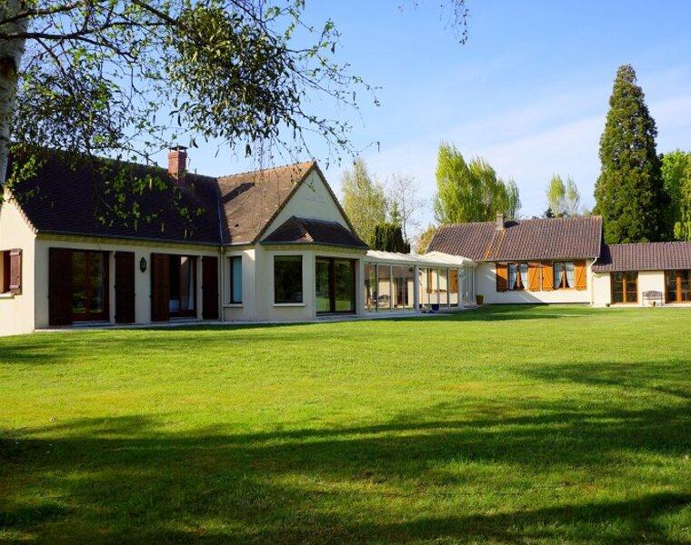 Vente Maison 13 pièces 250m² Arnouville-lès-Mantes (78790) - photo