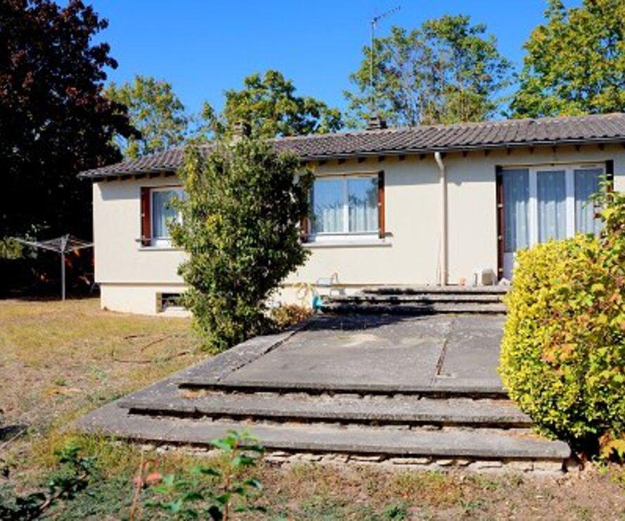 Vente Maison 4 pièces 95m² Gargenville (78440) - photo