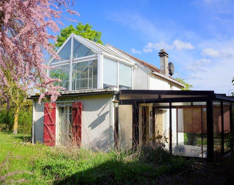 Vente Maison 3 pièces 81m² Goussonville (78930) - photo