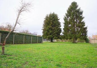 Vente Terrain 1 000m² ARNOUVILLE LES MANTES - Photo 1