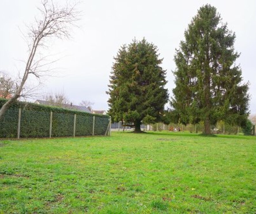 Vente Terrain 1 000m² ARNOUVILLE LES MANTES - photo