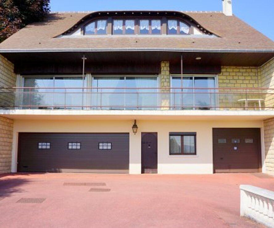 Vente Maison 9 pièces 280m² MEZY SUR SEINE - photo