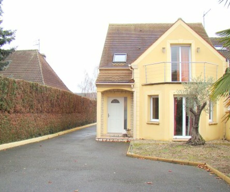 Vente Maison 5 pièces 130m² Porcheville (78440) - photo