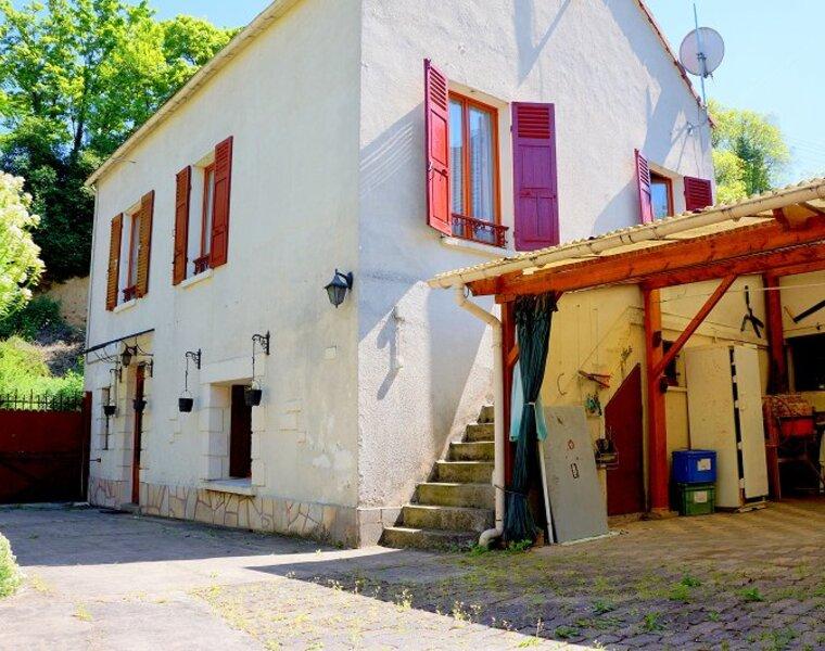 Vente Maison 7 pièces 82m² Mézières-sur-Seine (78970) - photo