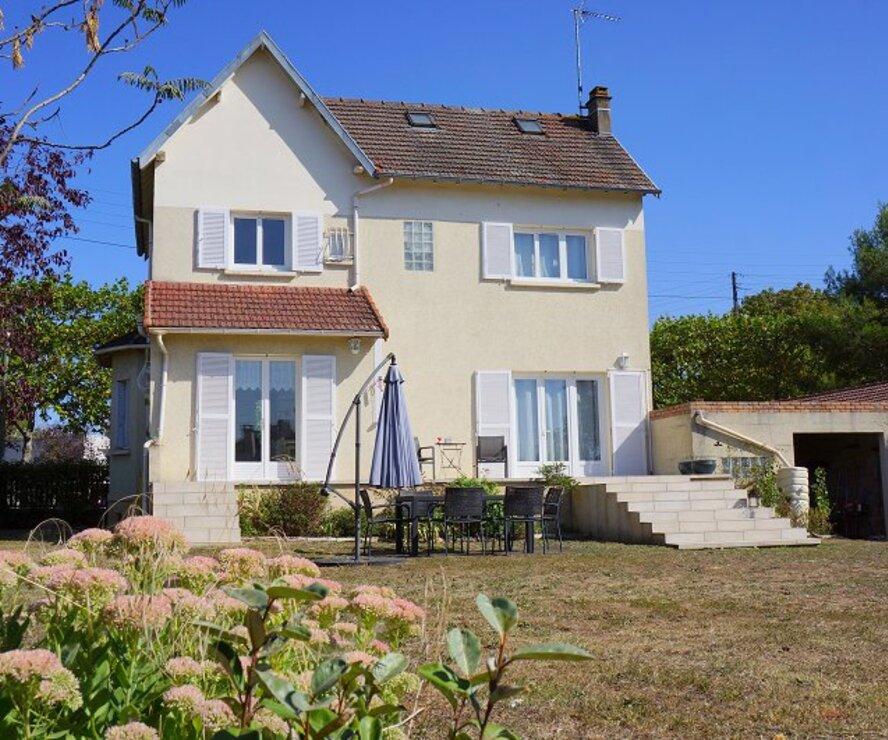 Vente Maison 6 pièces 115m² Aubergenville (78410) - photo